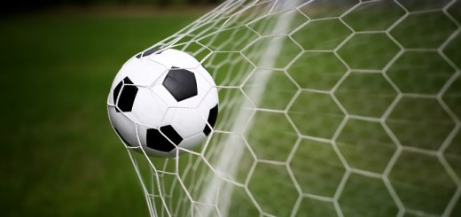 futbolo-kamuolys-vartuose