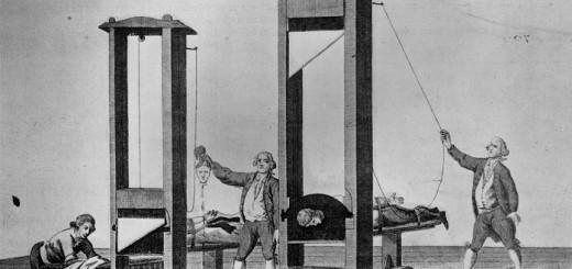 Mirties bausmės vykdymas