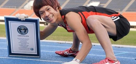 Kenichi Ito su Gineso rekordo patvirtinimu