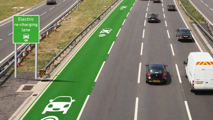elektromobiliams-skirta-eismo-juosta
