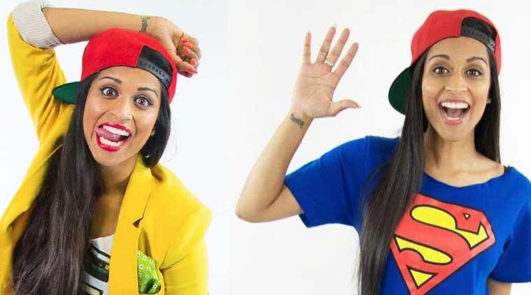 Lilly Singh – IISuperwomanII