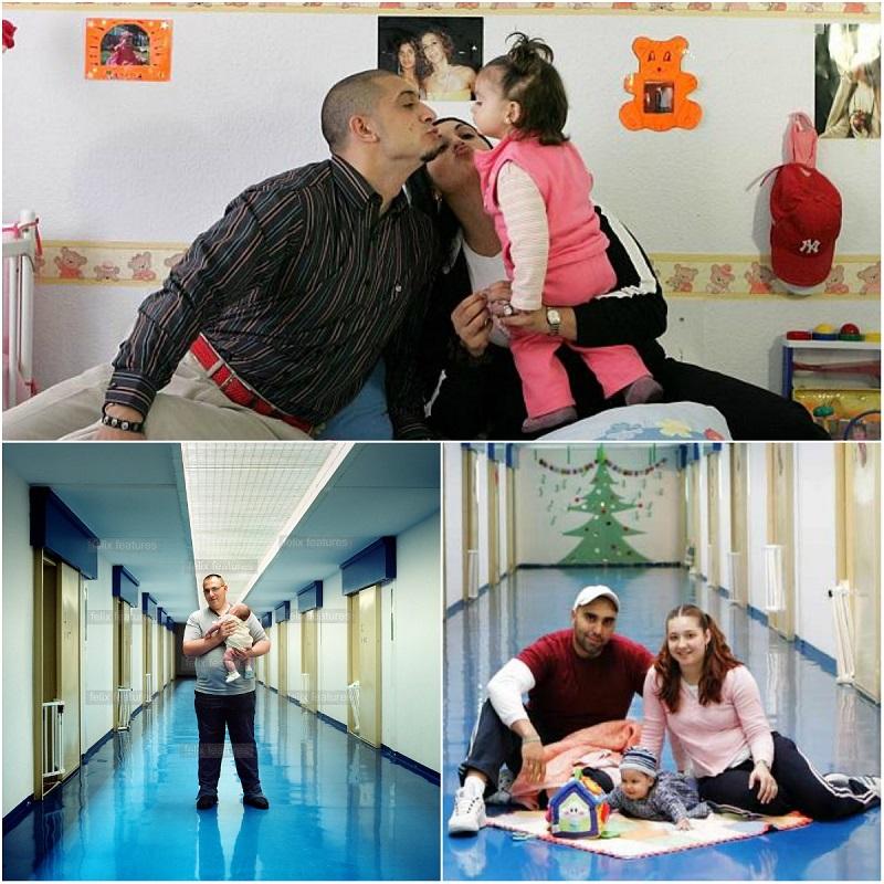 kalėjimas ispanijoje, isanijos kalėjimas- šeimų kalėjimas