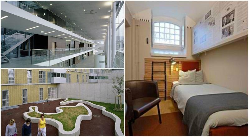 austrijos kalėjimas, kalėjimas austrijoje