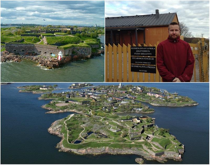 soumenlinna kalėjimas, kalėjimas suomijoje