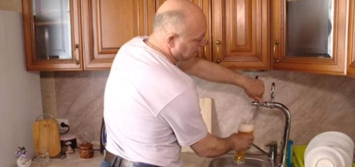 alus iš čiaupo, pigus alus