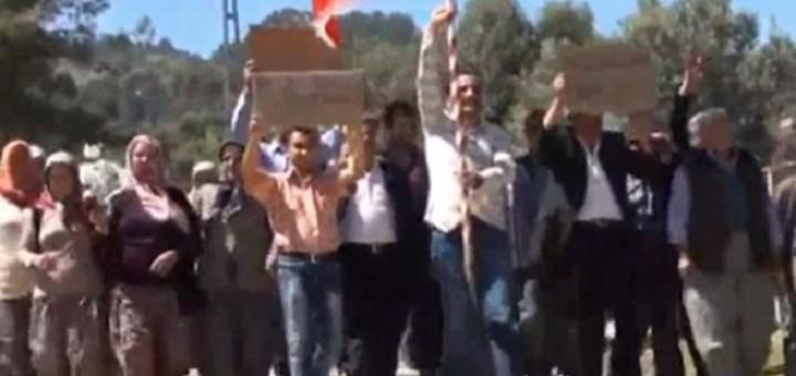 protestuotojai, piketas