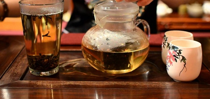rečiausia arbata, kiniška arbata