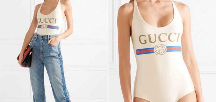 Gucci maudymosi kostiumėlis