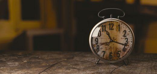 Senas laikrodis