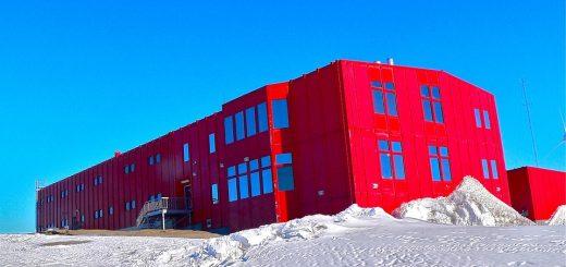Tyrimų stotis Antarktidoje